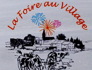 La Foire au village