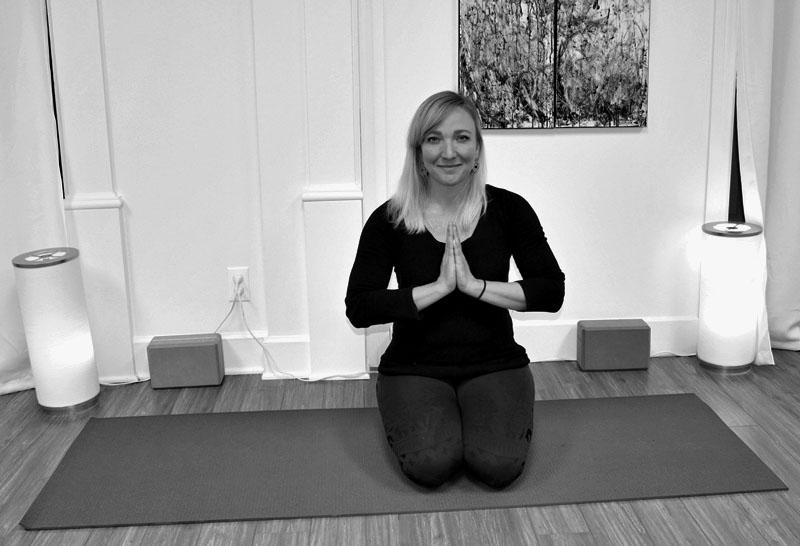 Le studio de yoga L'Essentiel à Montmagny.