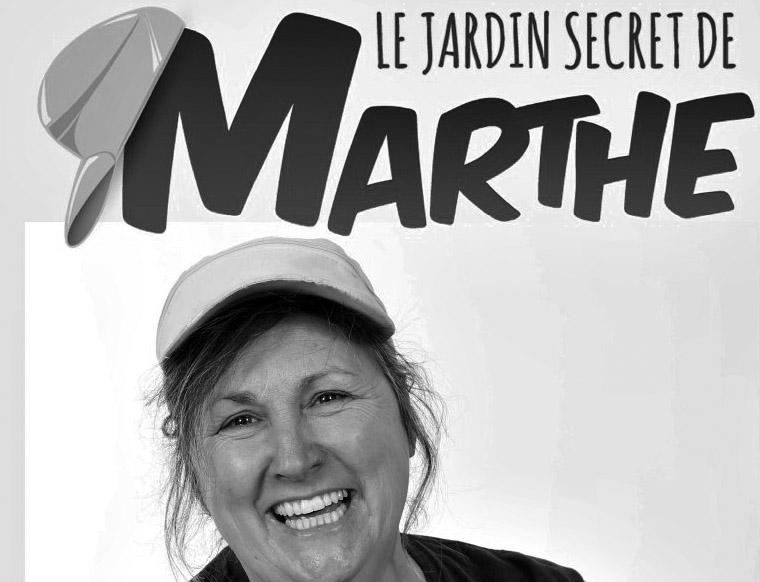 Le jardin secret de Marthe Laverdière