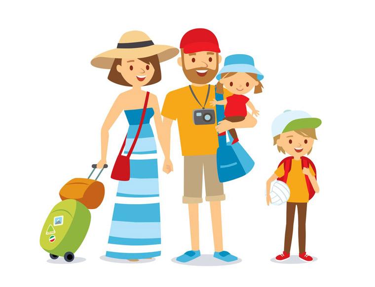 les québécois en vacances