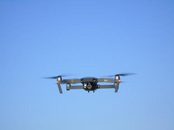 drone en agriculture