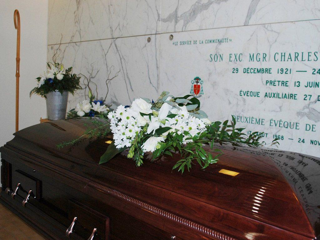 funérailles de Mgr Clément Fecteau
