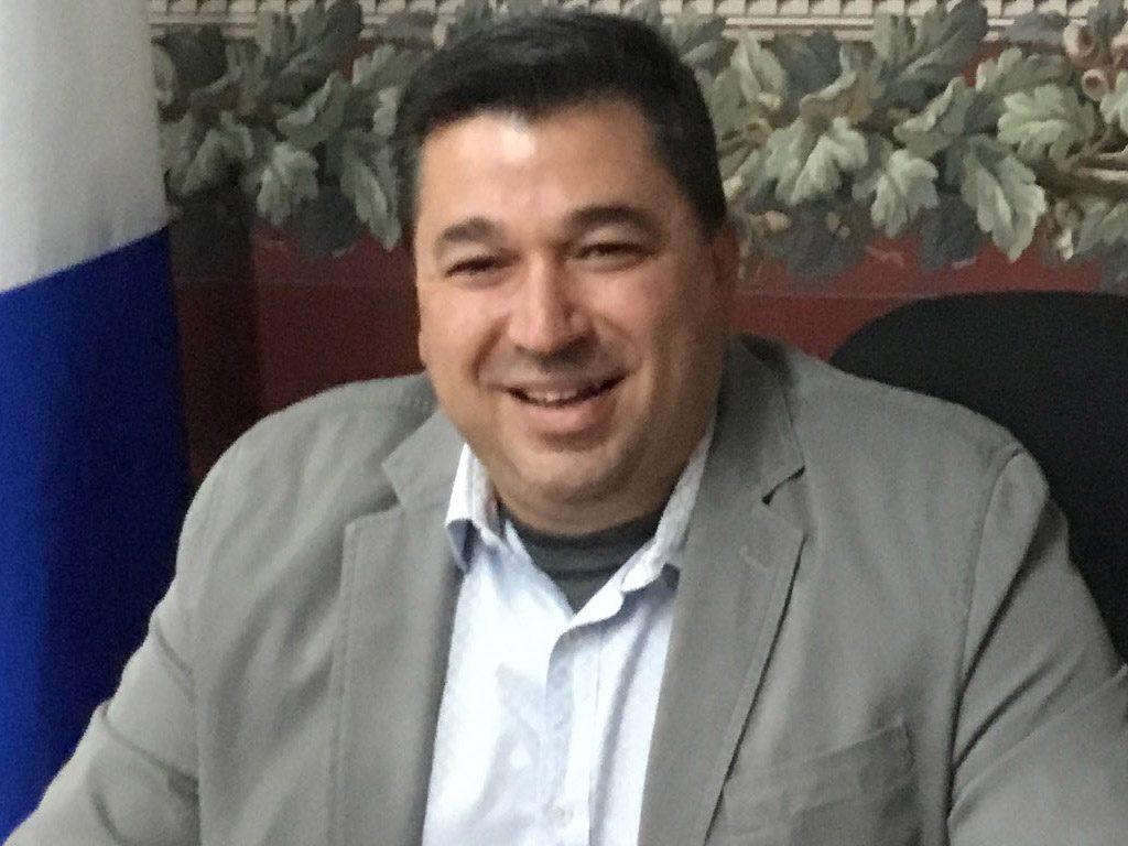 Le maire de Saint-François-de-la-Rivière-du-Sud