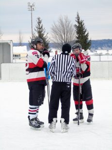Tournoi hockey Saint-François