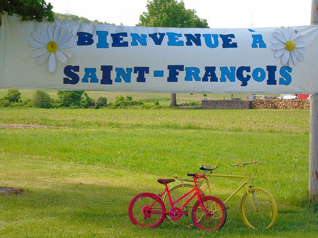 Bienvenue à Saint-François