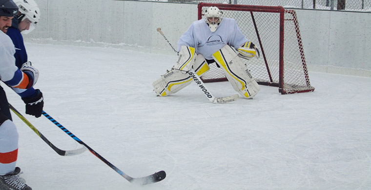 tournoi de hockey en formule repêchage