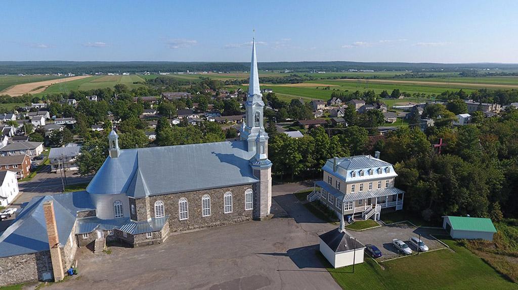 église paroisse Saint-François-de-Sales